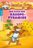 DER FLUCH DER KAESOPS-PYRAMIDE - 9783499216541 - GERONIMO STILTON