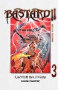 BASTARD!! COMPLETE EDITION Nº3 - 9788415480341 - KAZUSHI HAGIWARA
