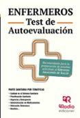 ENFERMEROS. TEST DE AUTOEVALUACION. SERVICIO ARAGONES DE SALUD - 9788416266241 - VV.AA.