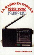 LA RADIO EN ESPAÑA, 1923-1977 - 9788420608341 - LORENZO DIAZ