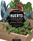 huerto urbano para todos: guia completa para cultivar tus propios alimentos en casa - la huerta de iván - (libros singulares)-ivan vazquez muñoz-9788441540941