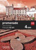 FRANCÉS A2-B1 PROMENADE 4º ESO CAHIER D´EXERCICES - 9788467578041 - VV.AA.