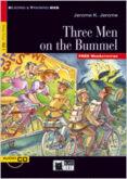 THREE MEN ON THE BUMMEL BOOK + CD - 9788468203041 - VV.AA.