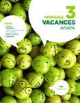 VACANCES 3º EDUCACION PRIMARIA VALENCIA  ED 2017 - 9788469832141 - VV.AA.