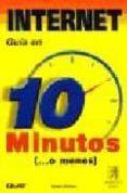 INTERNET: GUIA EN 10 MINUTOS - 9788483221341 - GALEN GRIMES