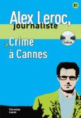 CRIME A CANNES (+CD) - 9788484433941 - VV.AA.