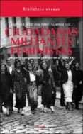 CIUDADANAS MILITANTES FEMINISTAS - 9788492491841 - ANGELES EGIDO