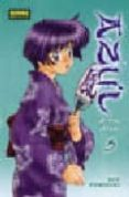 AZUL: AI YORI AOSHI 3 - 9788498140941 - KOU FUMIZUKI