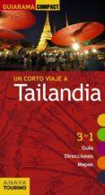 UN CORTO VIAJE A TAILANDIA 2017 (GUIARAMA COMPACT) (3ª ED.) - 9788499358741 - MONICA GONZALEZ
