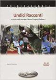 NUOVO PROGETTO ITALIANO 2 - UNDICI RACCONTI - 9789606632341 - VV.AA.
