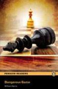 penguin readers level 3: dangerous game (libro + cd)-william harris-9781405878951