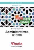Descarga gratuita de libros electrónicos rapidshare ADMINISTRATIVOS  (C1.1000).  JUNTA DE  ANDALUCÍA in Spanish de FORO  ACADEMIA DJVU