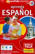 WORLD TALK! LEARN SPANISH (NIVEL INTERMEDIO) (CD-ROM) (ESPAÑOL) - 9781862216051 - VV.AA.
