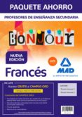 PAQUETE AHORRO FRANCÉS CUERPO DE PROFESORES DE ENSEÑANZA SECUNDAR IA - 9788414214251 - VV.AA.