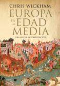 europa en la edad media (ebook)-chris wickham-9788417067151