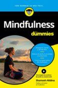 MINDFULNESS PARA DUMMIES - 9788432903151 - SHAMASH ALIDINA