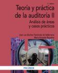 teoría y práctica de la auditoría ii (ebook)-j.l sanchez fernandez de valderrama-maria alvarado riquelme-9788436838251