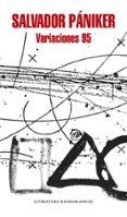 VARIACIONES 95 (DIARIOS DE PANIKER 2) - 9788439731351 - SALVADOR PANIKER