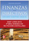 FINANZAS PARA DIRECTIVOS (2ª ED) - 9788448175351 - EDUARDO MARTINEZ ABASCAL