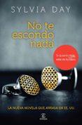 NO TE ESCONDO NADA (CROSSFIRE I) - 9788467009651 - SYLVIA DAY