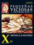 COLECCION X 57: PEQUEÑAS VICIOSAS: THE WONDER YEARS - 9788478333851 - VV.AA.