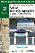 VALLE DEL RIO ARAGON Nº2 - 9788483211151 - VV.AA.