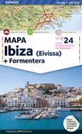 MAPA IBIZA - 9788484783251 - VV.AA.
