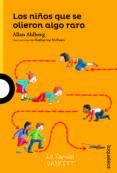 los niños que se olieron algo raro-allan ahlberg-9788491223351