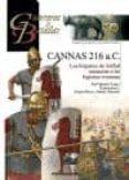 CANNAS 216 A.C. (GUERREROS Y BATALLAS) - 9788492714551 - JOSE IGNACIO LAGO