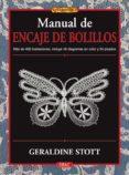 MANUAL DE ENCAJE DE BOLILLOS - 9788496777651 - GERALDINE STOTT