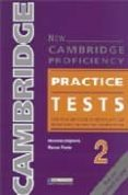 NEW CAMBRIDGE PROFICIENCY PRACTICE TESTS 2 PACK (WITH CD + KEY) - 9789604035151 - NICHOLAS STEPHENS