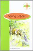 SAVING COOPER (1º ESO) - 9789963465651 - MARISA MCGREEVY