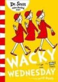 WACKY WEDNESDAY (GREEN BACK BOOK ED) - 9780008239961 - SEUSS DR