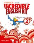 INCREDIBLE ENGLISH KIT 2 AB 3 ED - 9780194443661 - VV.AA.