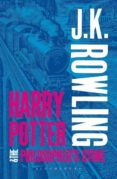 HARRY POTTER AND THE PHILOSOPHER S STONE - 9781408834961 - J.K. ROWLING