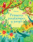 PRIMEROS PASATIEMPOS Y JUEGOS - 9781474935661 - ROBSON KIRSTEEN