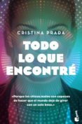 TODO LO QUE ENCONTRE (SERIE UNA CAJA DE DISCOS 2) - 9788408186861 - CRISTINA PRADA