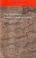 ARMENIA EN PROSA Y VERSO - 9788415277361 - OSIP MANDELSTAM
