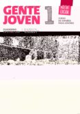 GENTE JOVEN 1 NUEVA EDICION CUADERNO DE EJERCICIOS (NIVEL  A1.1) - 9788415620761 - VV.AA.