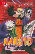 NARUTO Nº 63 (DE 72) (PDA) - 9788415821861 - MASASHI KISHIMOTO