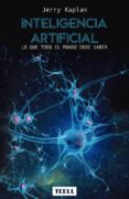 inteligencia artificial (ebook)-jerry kaplan-9788416511761