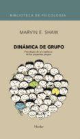 DINAMICA DE GRUPO - 9788425431661 - MARVIN E. SHAW