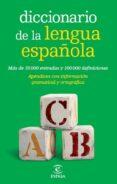 DICCIONARIO DE LA LENGUA ESPAÑOLA - 9788467039061 - VV.AA.