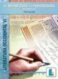LITERATURA OCC VI: NARRATIVA ROMANT A POSTMOD - 9788484831761 - VV.AA.