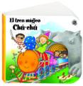 EL TREN MAGICO CHU-CHU - 9788490249161 - VV.AA.