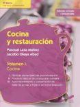 Cocina y restauracion. volumen i PDF Descargar