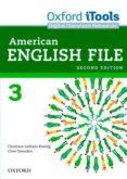 AMERICAN ENGLISH FILE 3 ITOOLS 2ED - 9780194775571 - VV.AA.