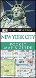 NEW YORK CITY POCKET MAP AND GUIDE EYEWITNESS - 9780241310571 - VV.AA.