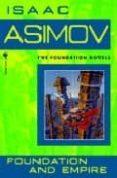 FOUNDATION AND EMPIRE - 9780553293371 - ISAAC ASIMOV