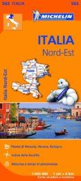 MAPA REGIONAL ITALIA NORD-EST - 9782067183971 - VV.AA.